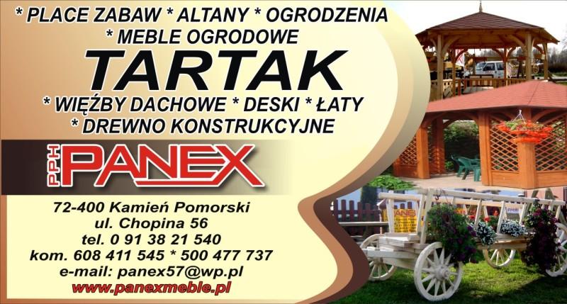 Partner- wykonanie budynku drewnianego PANEX